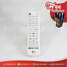 Remote Control Led Lcd LG original -putih