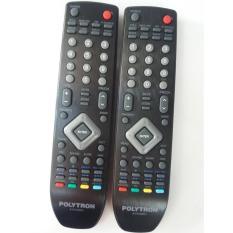 REMOTE LCD/LED TV POLYTRON ORIGINAL