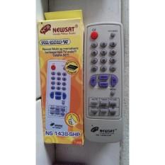 Remote Multi Untuk Sharp TV Remot Multi Yang Memahami Berbagai Tipe TV Anda Tanpa SET