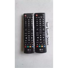 Ulasan Remote Remot Tv Led Lcd Lg Original Asli Akb Series