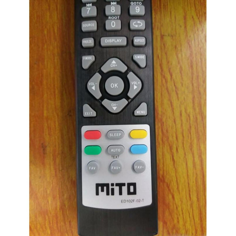 Remote TV LCD/LED Mito Original