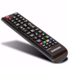 Remote TV Samsung - Remot TV LCD LED - Hitam