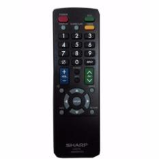 Harga Termurah Remote Tv Sharp Lcd Led Tabung Original Gb Wjsa