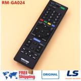 Harga Remote Tv Sony Lcd Led Original Ga 024 Hitam Asli Sony