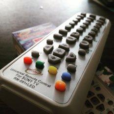 Remote TV Sony Model TV Tabung