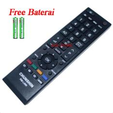 Remote TV Toshiba Lcd Led