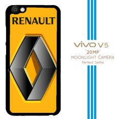 Renault F1 Team A1126 Casing Vivo V5 / Vivo V5S Custom Hard Case