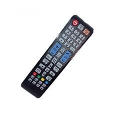 Diganti Remote Control Kompatibel untuk Samsung PN43E440 AA59-00785A UN32F5050 PN64F5300AFXZA UN46EH6000F UN60EH6000FXZA LED HDTV PLASMA TV-Internasional
