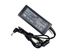 Replacement AC Adapter&Cord for Gateway Solo 400SD4 450RGH 450ROG Without Power Cord (Black) - Intl - intl