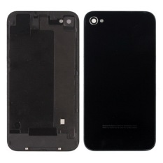 Penggantian Back Cover untuk IPhone 4 (CDMA) (Hitam)