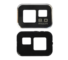 Replacement Camera Len Cover for Samsung i9100 Galaxy S ii – Black - intl