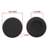 Spesifikasi Penggantian Bantalan Telinga Bantal Untuk Grado Sr60 Sr80 Sr125 Headset Foam Cover Yg Baik