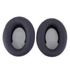 Diskon Penggantian Bantalan Telinga Untuk Qc35 Qc25 Qc2 Qc15 Ae2 Sekitar Telinga Headphone Hitam Intl