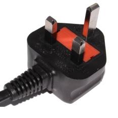 Penggantian Laptop AC Adapter Charger untuk Laptop Adaptor 3PIN PowerCable-Intl