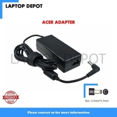 Penggantian Laptop/Notebook AC Square Adapter Charger untuk AcerAspire E1-571G-B9704G50MNKS 19 V 3.42A (65 W) 5.5*1.7mm-Intl