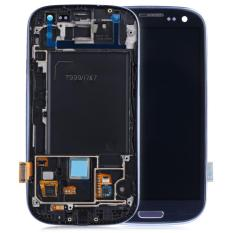 Toko Penggantian Lcd Screen Frame Assembly Touch Kaca Digitizer Phone Repair Tool Kit Untuk Samsung Galaxy S3 I747 Biru Intl Online Di Tiongkok