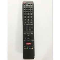 Penggantian TV Remote Controller Gunakan untuk LC-60EQ10 LC70LE640 LC52LE640 LC42LE540U LC52LE640U LC-80LE650U Sharp AQUOS LED HDTV-Internasional