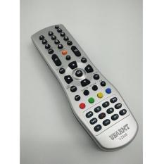 Penggantian Universal Remote (VZ908) untuk VIZIO LCD LED TV dan Blu Ray DVD Cocok untuk VR4 VUR10 VR2 VR15 VR10 XRU110 VUR8 VUR9 VUR5 VR17 XRU300 XRU100 XRT510 VUR12 XRT110 URC3440BG1 XRT112-Intl