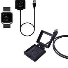 Jual Penggantian Usb Pengisian Charger Kabel Untuk Fitbit Blaze Smart Fitness Watch Intl Original