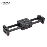 Dapatkan Segera Andoer Ft 40 Retractable Kamera Video Slider Dolly Track Rail Stabilizer 40 Cm Panjang 80 Cm Jarak Sliding The Truth Paduan Aluminium Yang Dibangun For Canon Nikon Sony Dslr Camcorder