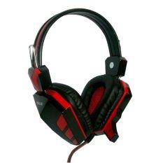 Review Rexus Gaming Headset F22 Merah Banten