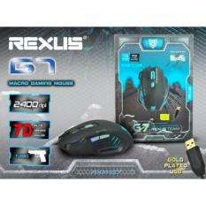 REXUS Gaming Mouse RXM-G7