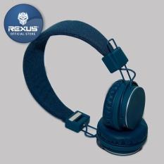 Beli Rexus Headset Bluetooth Gaming X1 Online Murah
