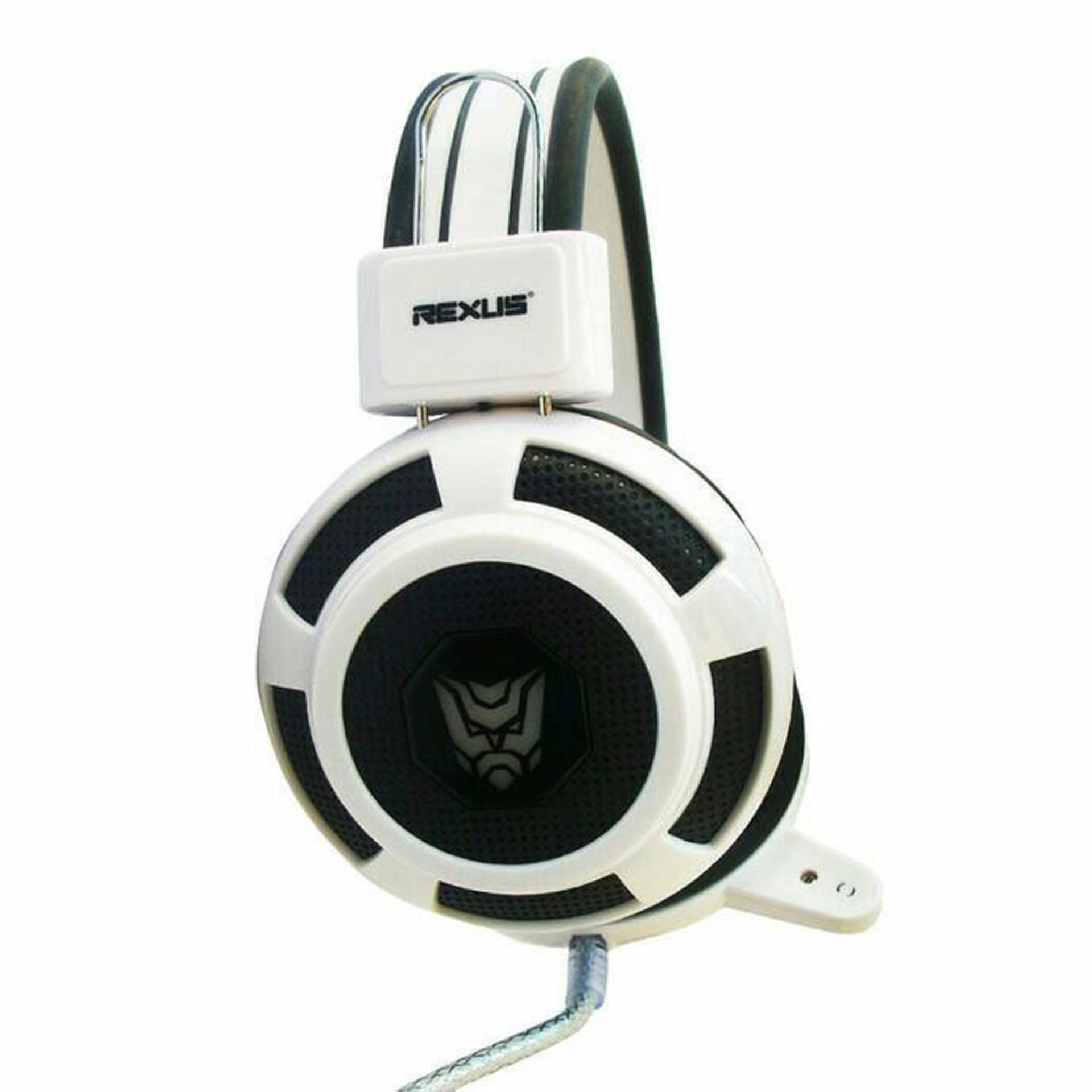 Spesifikasi Rexus Headset Gaming F15 F 15 F 15 Headphone Head Set Ear Phone Yang Bagus