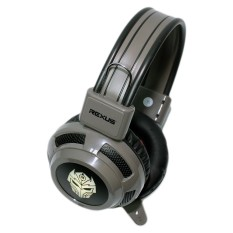 Rexus Headset Gaming F15 Mic Led Light F 15 Original