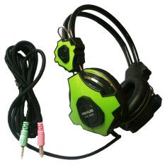 Spek Rexus Headset Gaming Rx 999 Hijau