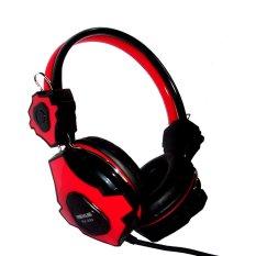 Rexus - Headset Gaming RX-999 - Merah