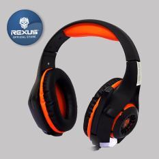 Ulasan Mengenai Rexus Headset Gaming Vonix F55