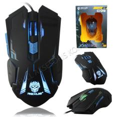 Rexus Mouse Gaming RXM-G4 - Hitam