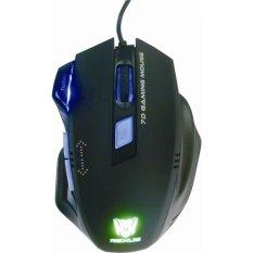 Spesifikasi Rexus Mouse Gaming Rxm G7 Hitam Terbaru