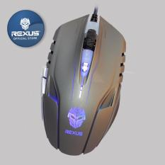 Cuci Gudang Rexus Mouse Gaming Xierra X5
