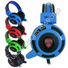 Tips Beli Rexus Pro Gaming Headset F15 Led Biru Yang Bagus