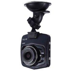 Rh-H400 Full HD 1080 P mini Kamera Mobil Detektor DVR Parkir (hitam) (luar Negeri)-Intl