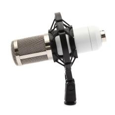 RHS Online BM800 Kondensor Rekaman With Mikrofon Shock Mount Kit