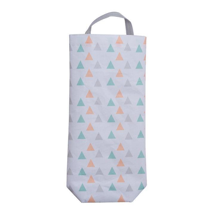 RHS Online Kantong Plastik Tas Belanja Tas Tempat Sampah Gantungan Type Kitchen Tas Penyimpanan-Intl