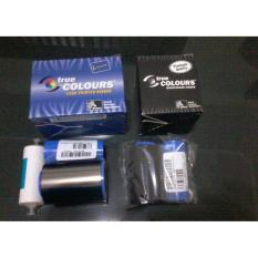 Ribbon Zebra YMCKO Color P330i