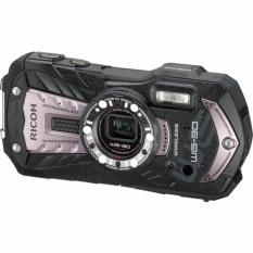 Jual Ricoh Wg 30W Camera Waterproof Carbon Gray Ori