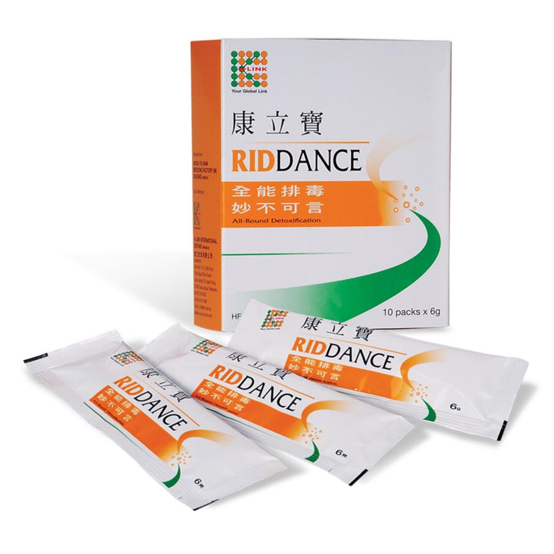 RIDDANCE - Terapi Herbal Untuk Cuci Darah & Usus