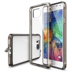 Kualitas Ringke Fusion Samsung Galaxy Alpha Smoke Black Ringke