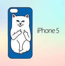 ripndip supreme Z5315 Casing Custom Hardcase iPhone 5 / 5s Case Cover