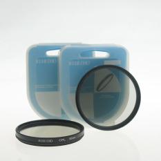 Rise Kacamata Pelindung Sinar 58 Mm Biasa Lensa Kaca Mata Menghilangkan Reflektif
