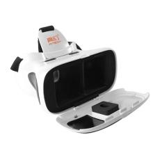 RITECH REIM3 Plus Virtual Reality Kacamata 3D VR KOTAK Headset 3 D Film VR Games Head-mounted Display Universal untuk Android IOS Smartphone Dalam Jarak 4.7 untuk 6.0 Inches-Intl-Intl