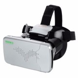 Beli Ritech Riem 3 Vr Cardboard 3D Virtual Reality 3Rd Generation For Smartphone S4474 White Cicilan
