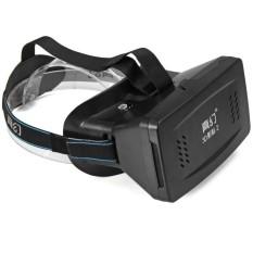 RITECH Universal Virtual Reality 3D Kacamata dengan Elastis Band For3.5-6 Inch Smartphone & Nbsp;-Intl