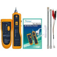 Beli Rj45 Rj11 Telepon Telepon Kabel Kawat Finder Tracker Tracer Lan Tv Network Cable Tester Kit Intl Vococal Murah