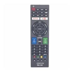 Beli Rm L1346 Remote Control Untuk Sharp Tv Dengan Youtube Netflixe Tombol Intl Online Tiongkok